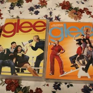 glee box sets seasons 1 & 2